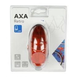 Axa Achterlicht Retro LED Batterij - Spatbord