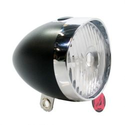 XLC Koplamp Retro Holland Batterij LED