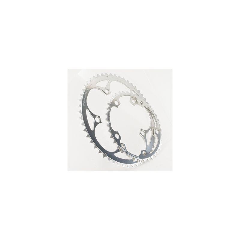 Campagnolo kettingblad 52T silver 9/10V  TA Specialties Vento