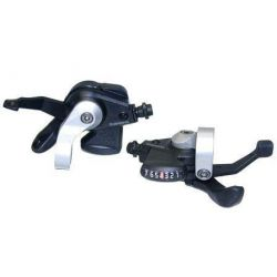 Shimano Shifterset Alivio / STX SL-MC40 Triple - 7 speed