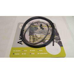 Kabelset Aktiv8 - RACE Derailleurkabelset Topline (zilvergrijs) met Slick RVS Binnenkabels