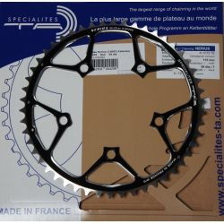 Campagnolo buitenblad compact 52 tanden 10 speed by TA Specialities BCD 110