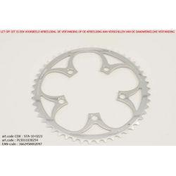 Kettingblad 54T Shimano Buitenblad BCD110 zilver Zephyr -  TA-Specialities