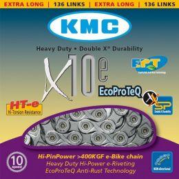 KMC Ketting X10EEPT (EcoProTec) E-Bike 10 Speed