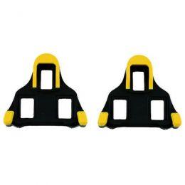 Shimano Schoenplaten SPD-SL SM-SH11 geel - met voetspeling