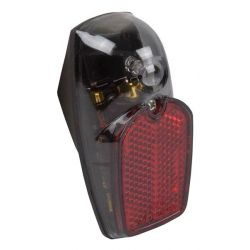 XLC Achterlicht LED Batterij - Spatbordbevestiging