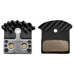 Remblokken Shimano J04C Metal  ICE-Technologies  - Y8LW98030