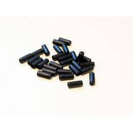 Eindcap voor Buitenkabel SIS SP-41 4mm, zwart kunststof (p.st)