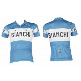 Bianchi Shirt Oltre zwart (XL)