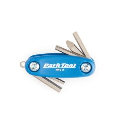 Parktool mini fold up hex key set aws 14Multi Tools