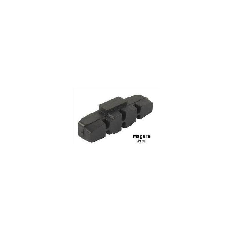 Remblokken passend Magura HS33/HS11 van Fibrax ASH650 (set a 2)