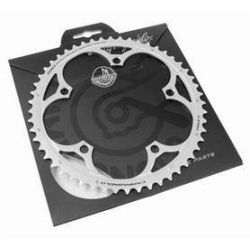KETTINGBLAD CAMPAGNOLO  52T. VELOCE ZILVER 10 SPEED 2011