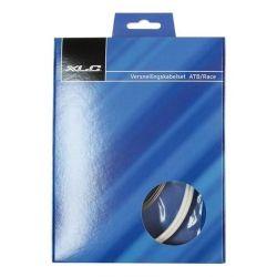 kabelset versnellingen  wit  race / MTB  XLC