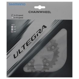 Shimano Kettingblad 30T Ultegra FC-6703 Zilver