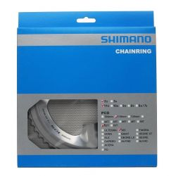 Kettingbald 50T-MB Shimano 105 FC-5800S (52T-36T) 11sp BCD110 zilver