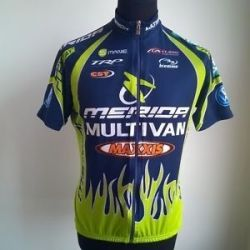 Shirt Merida Team Lange Mouw (M)