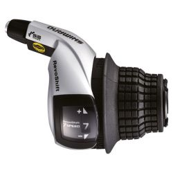 Schakelunit Shimano Revo Shifter Tourney SL-RS47-L 3 standen - Links