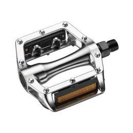 Union BMX Pedaal SP102 Aluminium zilver