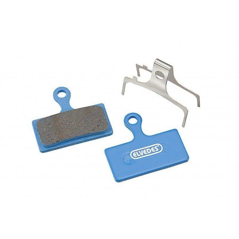 Remblokken Shimano XT XTR BR-M666 785 985 988 Organic - 6894 Elvedes