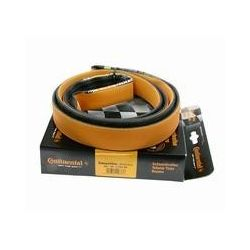Continental Competition Tube 28x22mm contigeel-zwart 170PSI