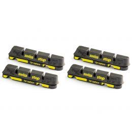 remblokken voor full carbon velgen passend Shimano/SRAM 4 st: FFWD