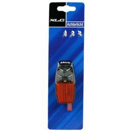 XLC Achterlicht LED Smoke On/Off Batterij - Spatbordbevestiging