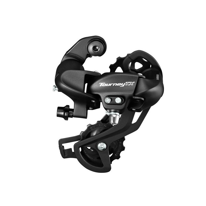 Achterderailleur Shimano Tourny TX80 7/8-Sp Direct Attachment