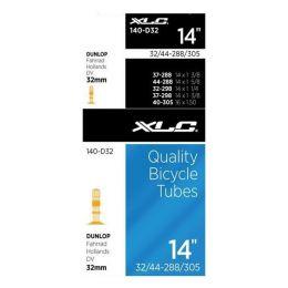 XLC Binnenband 14x1 3/8  Dunlop 32mm
