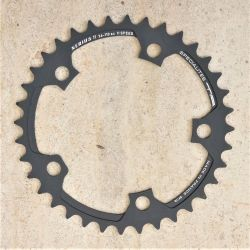 Campagnolo 39T 11sp compact BCD 110 TA Specialities Nerius antraciet