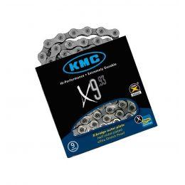 KMC ketting 9 speed X9-93 , meest gewilde KMC 9 speed ketting X9-93