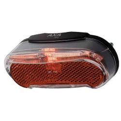 Axa Achterlicht Riff - LED - Aan/Uit/Automatisch - Batterij