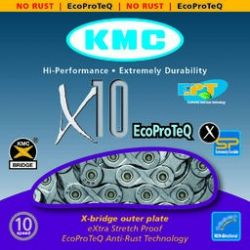KMC Ketting X10 EPT (EcoProTeq) 10sp