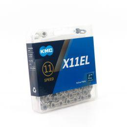 KMC Ketting 11 speed X11EL  silver nieuw