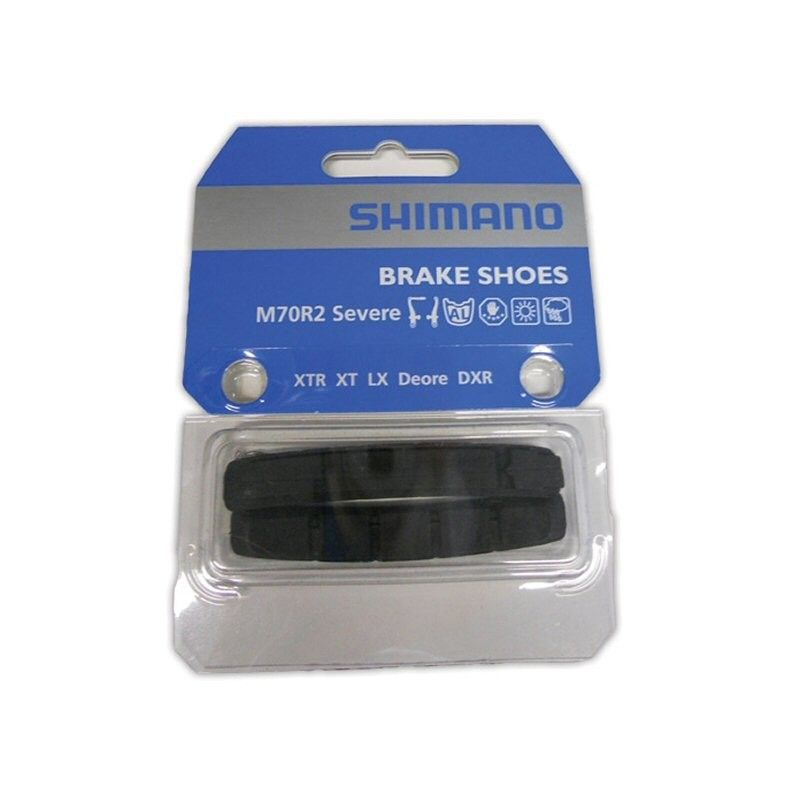 Remrubbers Shimano XTR BR-M970 - SLX - LX - Deore  (Set 2st)