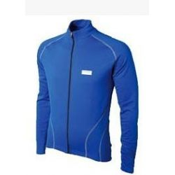 Shirt Shimano Orginals Lange Mouw blauw - XL