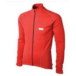 Shirt Shimano Orginals Lange Mouw rood - XL
