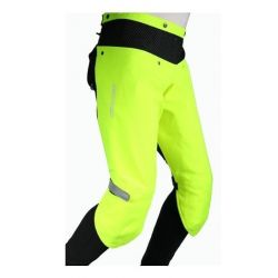 Rainlegs beenbeschermer Wind-en Waterproof geel - M