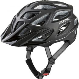Helm Alpina ATB Mythos LE mat zwart (52-57cm)