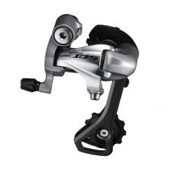Shimano achterderailleur 10 speed 105 triple RD-5701GS