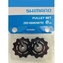 Derailleurwieltjes RD-6800 Shimano Ultegra 11sp - Y5YC98140