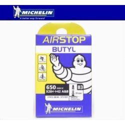 Michelin Hybride Binnenband B3 AirStop 650x28-42 Presta/Frans Ventiel 29mm