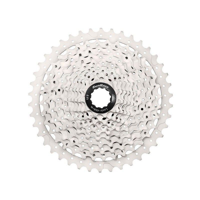 10 speed MTB cassette 11-42T Shimano SRAM by Sunrace