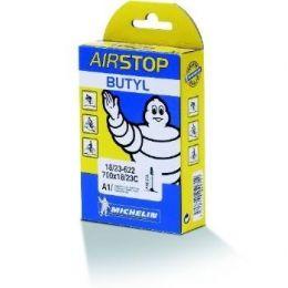 Michelin Race Binnenband A1 AirStop 700x18-23mm Presta/Frans Ventiel 40mm