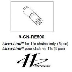 Campagnolo Kettingpennen CN-RE500 Ultra Link 11sp (5st)
