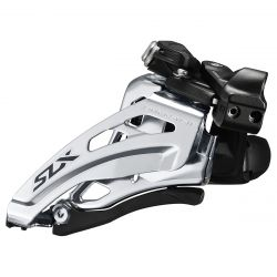 Shimano Voorderailleur FD-M7020 SLX 2x11Sp Low Clamp Side Swing Front Pull Band T 66-69