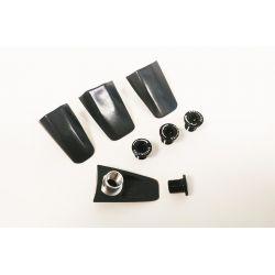 Bladboutset X110 TA Specialities kettingbladen voor Shimano Ultegra 6800