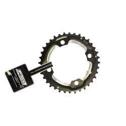 FSA Kettingblad 36T (MTB Pro) BCD104 zwart  10/11 speed 12mm Pin - 380-0636G