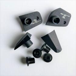 Bladbouten TA X110 kettingbladen voor Shimano Durace 9100 crankset