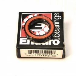 kogellager 6802 MAX LLB  black oxide Ø 15 x 24 x 5mm  Enduro