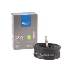 Schwalbe Binnenband AV9 24x 1 1/8 40mm Auto Ventiel